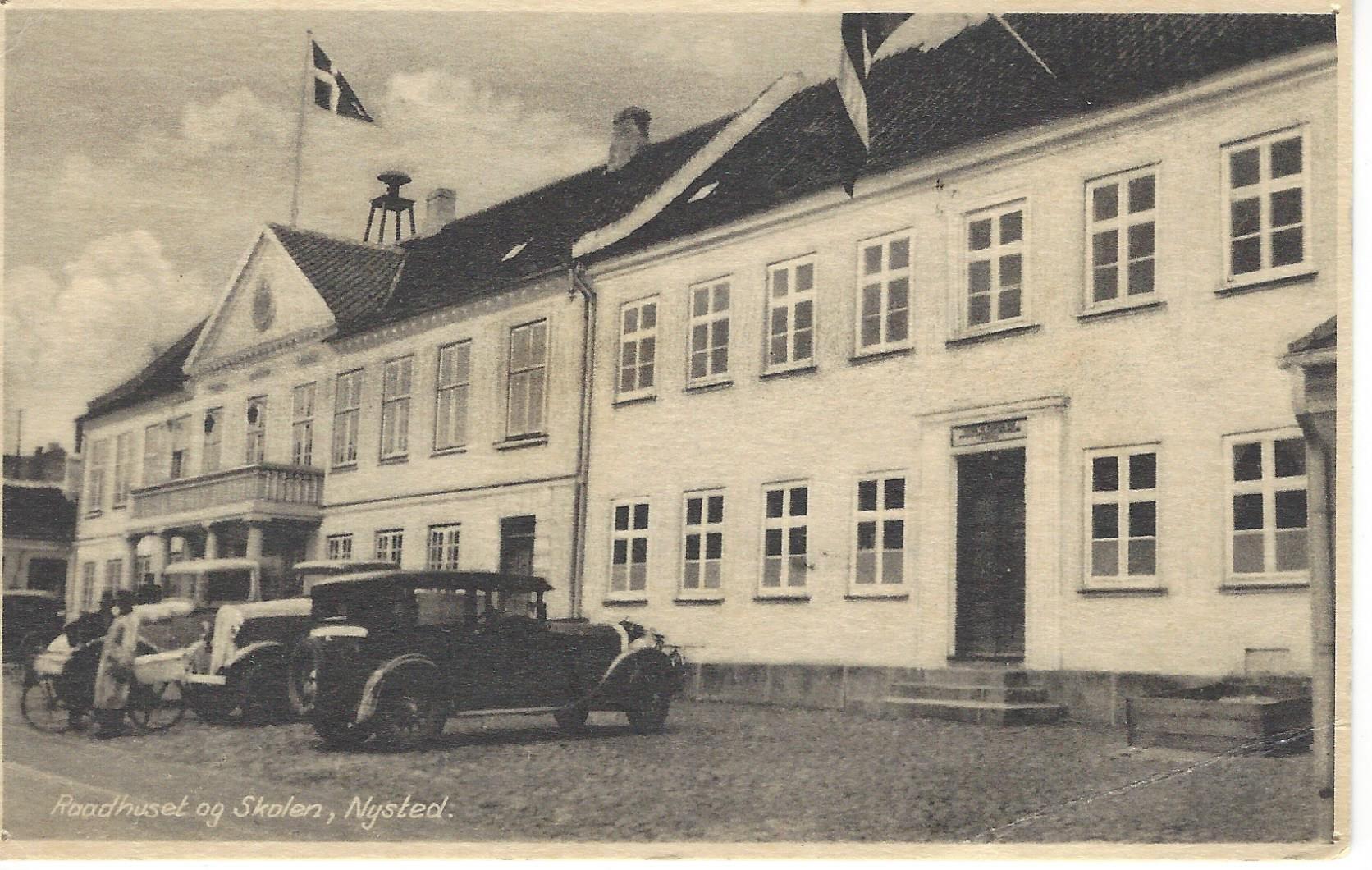 61-63-Rådhus_Skolen-1940_45